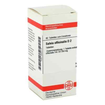 Salvia Officinalis D 2 Tabletten  bei versandapo.de bestellen