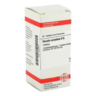 Secale Cornutum D 8 Tabletten  bei versandapo.de bestellen