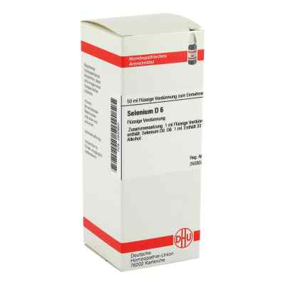 Selenium D 6 Dilution  bei versandapo.de bestellen