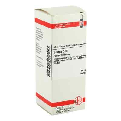 Silicea C 30 Dilution  bei versandapo.de bestellen