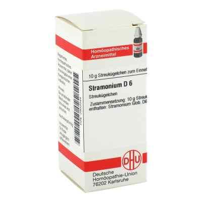 Stramonium D 6 Globuli  bei versandapo.de bestellen