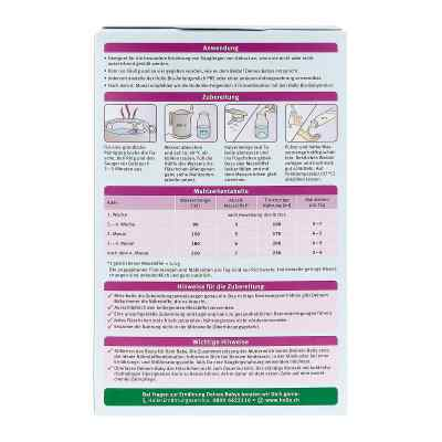Holle Bio Säuglings Milchnahrung 1  bei versandapo.de bestellen