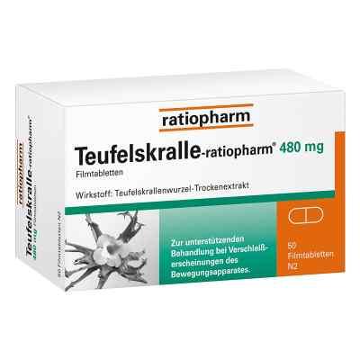 TEUFELSKRALLE-ratiopharm  bei versandapo.de bestellen
