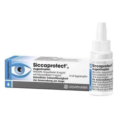 Siccaprotect Augentropfen  bei versandapo.de bestellen
