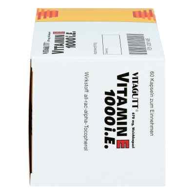 Vitagutt Vitamin E 1000 Kapseln  bei versandapo.de bestellen