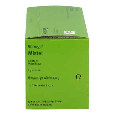 Sidroga Mistel Tee Filterbeutel  bei versandapo.de bestellen