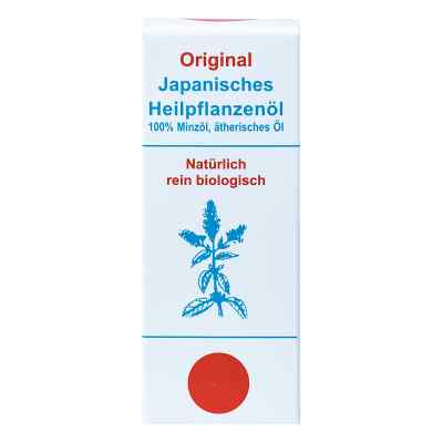 Japanisches Heilpflanzen-öl original  bei versandapo.de bestellen