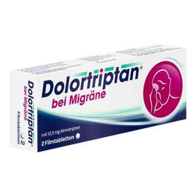 Dolortriptan bei Migräne  bei versandapo.de bestellen