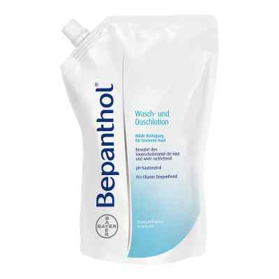 Bepanthol Wasch-u.duschlotion Nachfüllp.  bei versandapo.de bestellen