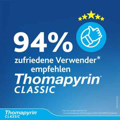 Thomapyrin CLASSIC Schmerztabletten  bei versandapo.de bestellen