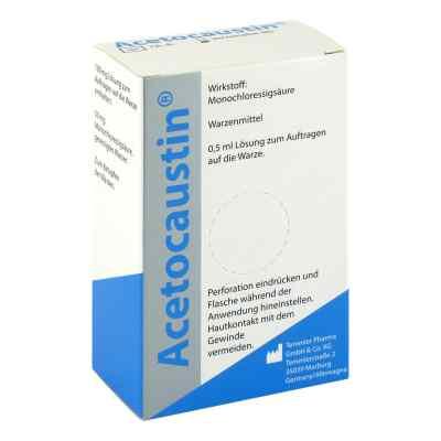 Acetocaustin Lösung  bei versandapo.de bestellen