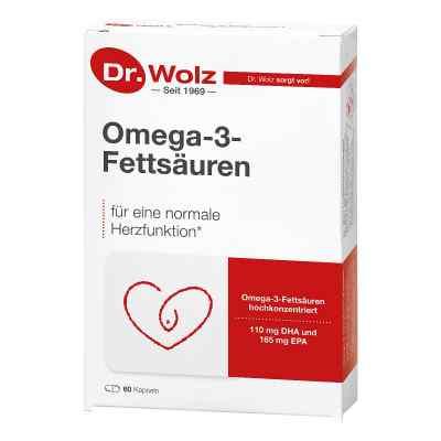 Omega 3 Fettsäuren 500 mg/60% Kapseln  bei versandapo.de bestellen