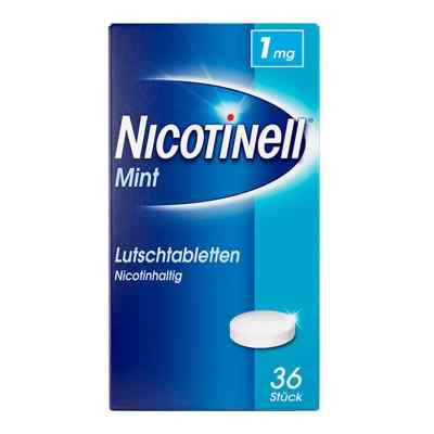 Nicotinell 1mg Mint  bei versandapo.de bestellen