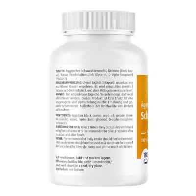 ägyptisches Schwarzkümmelöl Kapseln 500 mg  bei versandapo.de bestellen