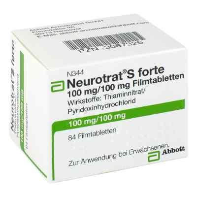 Neurotrat S forte Filmtabletten  bei versandapo.de bestellen