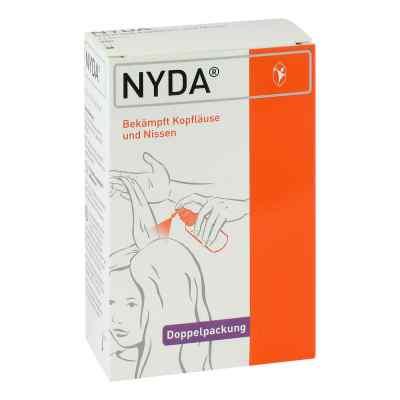 Nyda gegen Läuse und Nissen Pumplösung  bei versandapo.de bestellen