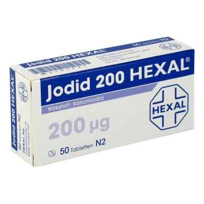 Jodid 200μg HEXAL  bei versandapo.de bestellen