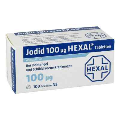 Jodid 100μg HEXAL  bei versandapo.de bestellen
