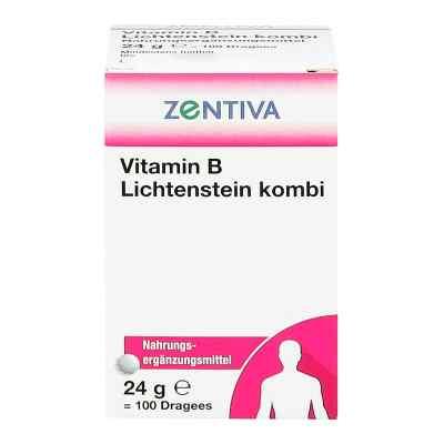 Vitamin B Lichtenstein Kombi Dragees  bei versandapo.de bestellen