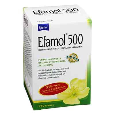 Efamol 500 Kapseln  bei versandapo.de bestellen