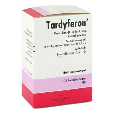 Tardyferon Depot-Eisen(II)-sulfat 80mg  bei versandapo.de bestellen