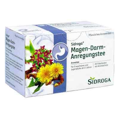Sidroga Magen-darm-anregungstee Filterbeutel  bei versandapo.de bestellen
