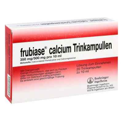 Frubiase Calcium 350mg/500mg  bei versandapo.de bestellen