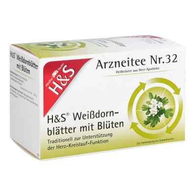 H&S Weißdornblätter mit Blüten  bei versandapo.de bestellen
