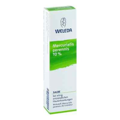 Mercurialis Perennis 10% Salbe  bei versandapo.de bestellen