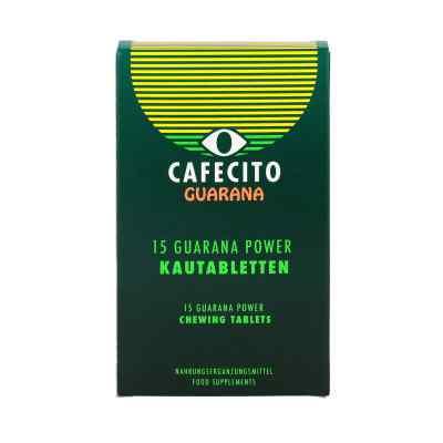 Guarana Cafecito Kautabletten  bei versandapo.de bestellen