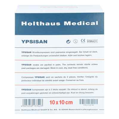 Kompressen Ypsisan 10x10cm steril  bei versandapo.de bestellen