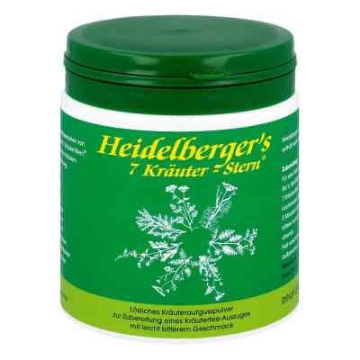 Heidelbergers 7 Kräuter Stern Tee  bei versandapo.de bestellen
