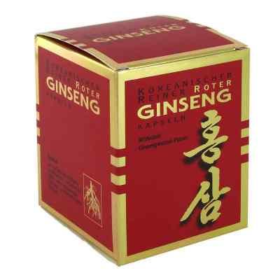 Koreanischer Reiner Roter Ginseng Kapseln 300mg  bei versandapo.de bestellen