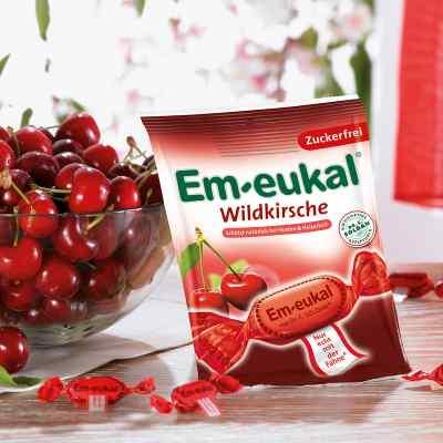Em Eukal Bonbons Wildkirsche zuckerfrei  bei versandapo.de bestellen