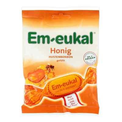 Em Eukal Bonbons Honig gefüllt zuckerhaltig  bei versandapo.de bestellen