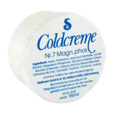 Coldcreme Nummer 7  Magnesium phosph.  bei versandapo.de bestellen