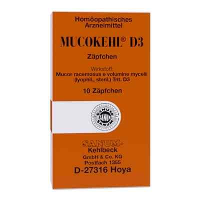 Mucokehl Suppositorium  D 3  bei versandapo.de bestellen
