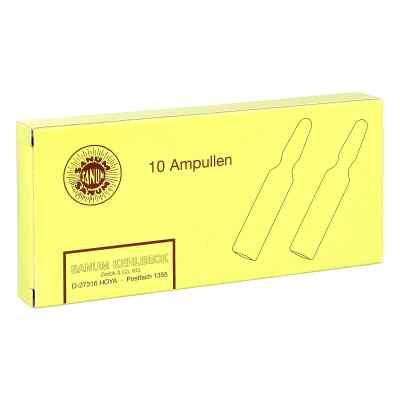 Nigersan D 6 Ampullen  bei versandapo.de bestellen