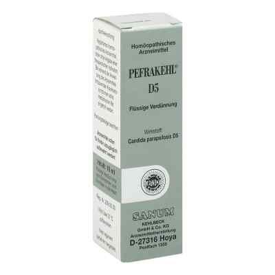 Pefrakehl Tropfen D 5  bei versandapo.de bestellen