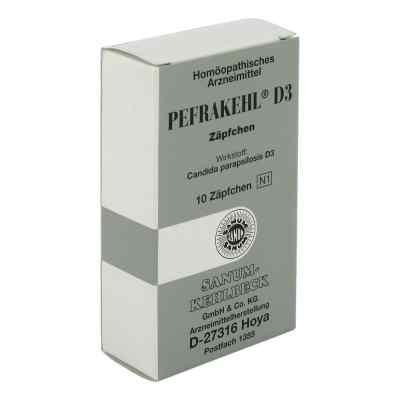 Pefrakehl Suppositorium  D 3  bei versandapo.de bestellen