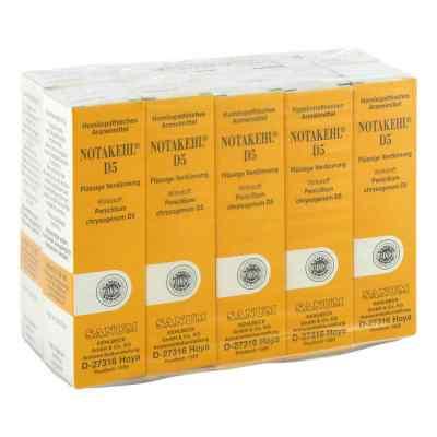 Notakehl D 5 Tropfen  bei versandapo.de bestellen
