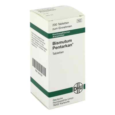 Bismutum Pentarkan Tabletten  bei versandapo.de bestellen