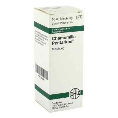 Chamomilla Pentarkan Liquidum  bei versandapo.de bestellen