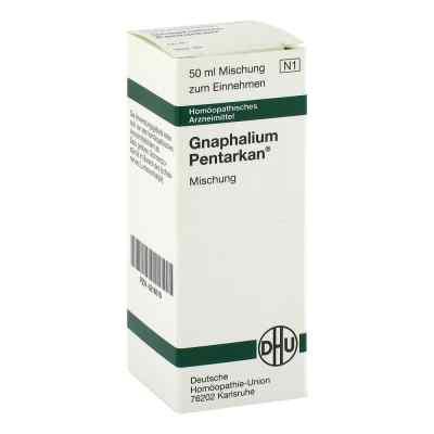Gnaphalium Pentarkan Liquidum  bei versandapo.de bestellen