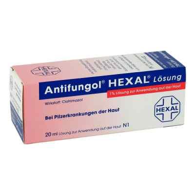 Antifungol HEXAL  bei versandapo.de bestellen