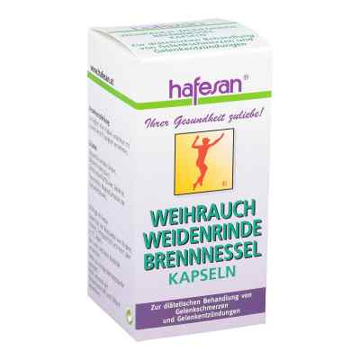 Hafesan Weihrauch+weidenrinde+brennessel Kapseln  bei versandapo.de bestellen