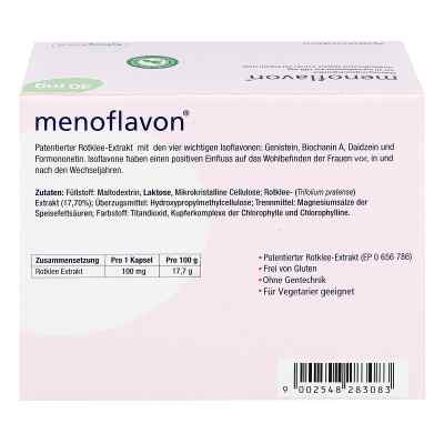 Menoflavon 40 mg Kapseln  bei versandapo.de bestellen