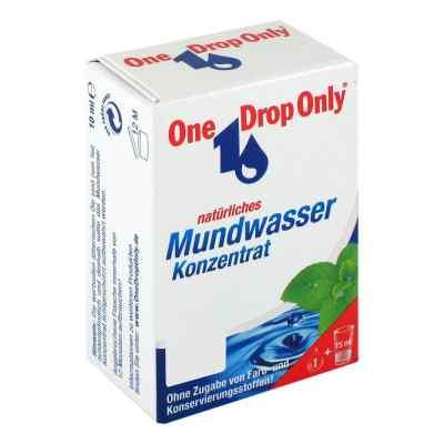 One Drop Only natürl.Mundwasser Konzentrat  bei versandapo.de bestellen