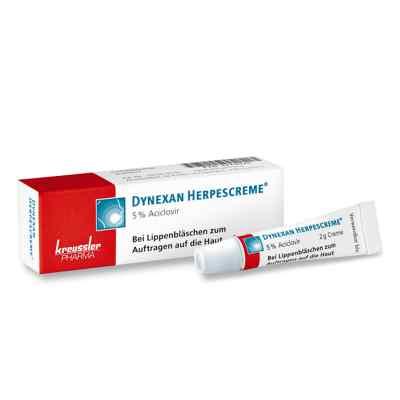 Dynexan Herpescreme  bei versandapo.de bestellen