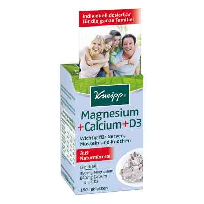 Kneipp Magnesium + Calcium Tabletten  bei versandapo.de bestellen